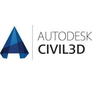 CIVIL3D - Autodesk Logo