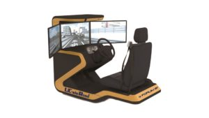 virtual driving simulator