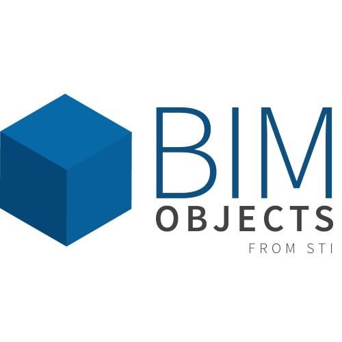 BIM Objects from STI logo