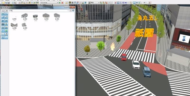 3d city models